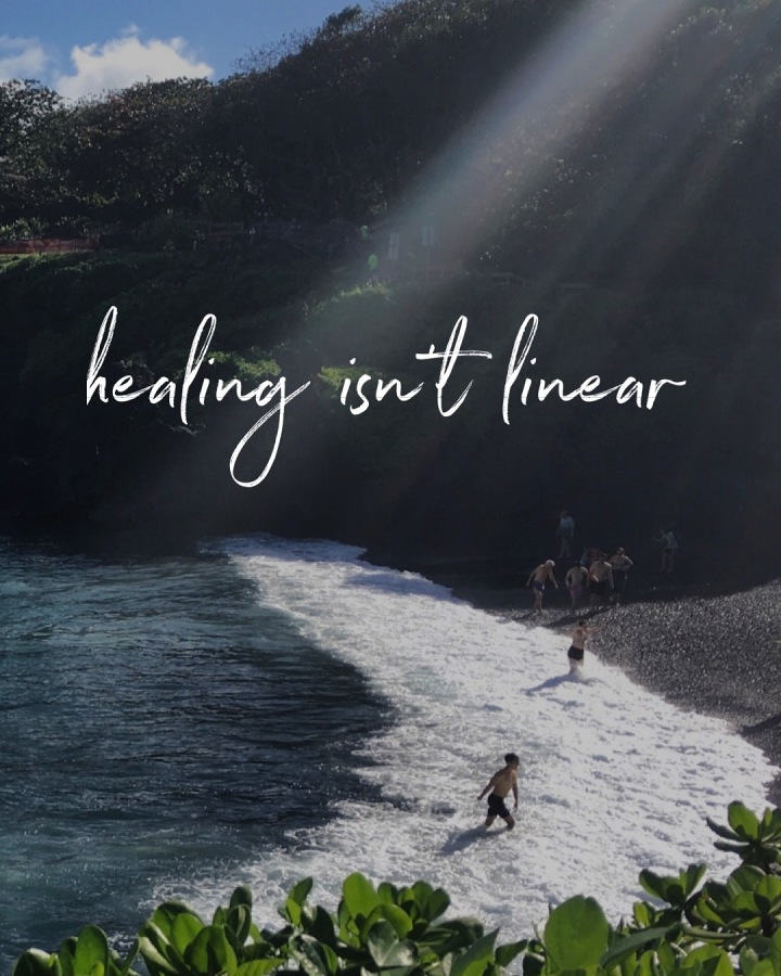 Friendly Reminder about Healing